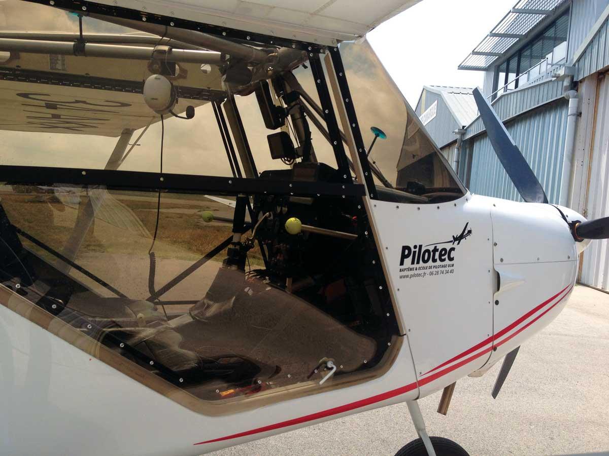 ULM Pilotec à Montpellier
